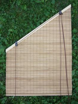 bambus rullegardin udendørs